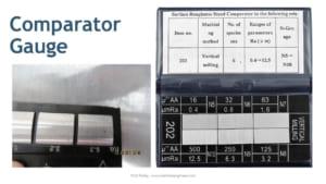 Comparator Gauge