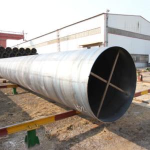 ống thép hàn xoắn dẫn nước